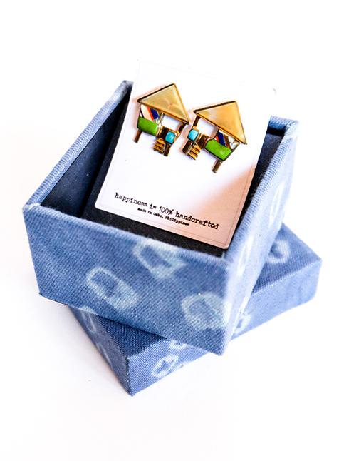 Bahay Kubo Earrings-1