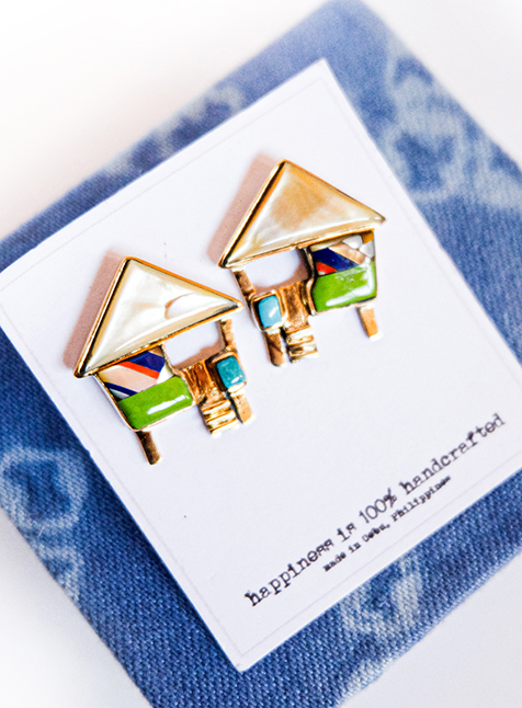 Bahay Kubo Earrings-2