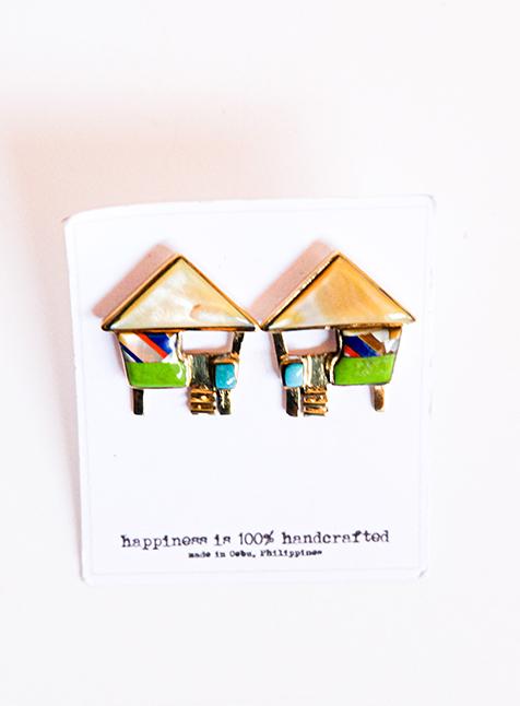 Bahay Kubo Earrings-3