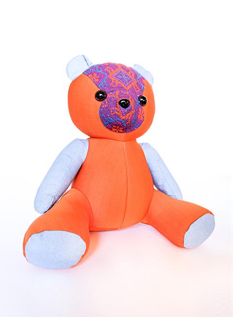 Bear, Orange-1
