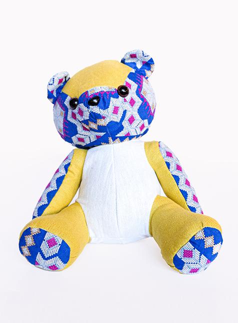 Bear, Yellow-1