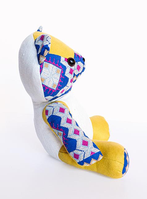 Bear, Yellow-3