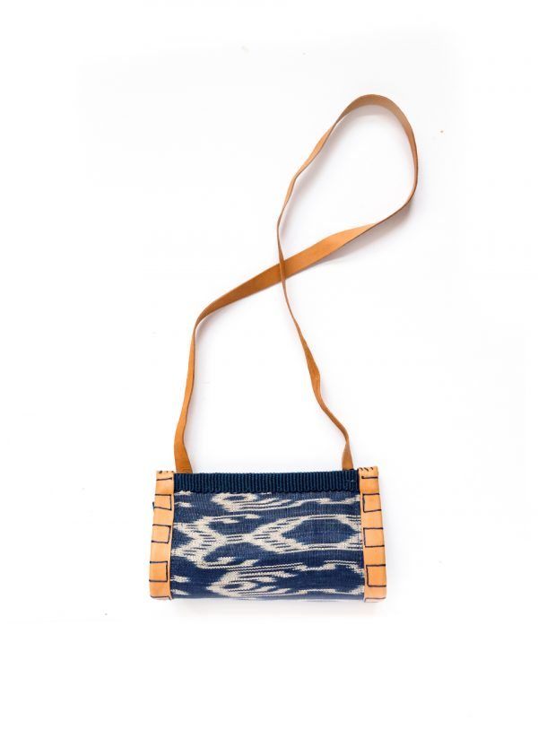 Dutzi x Filip+Inna, Lorenzo Cross Body in Blue