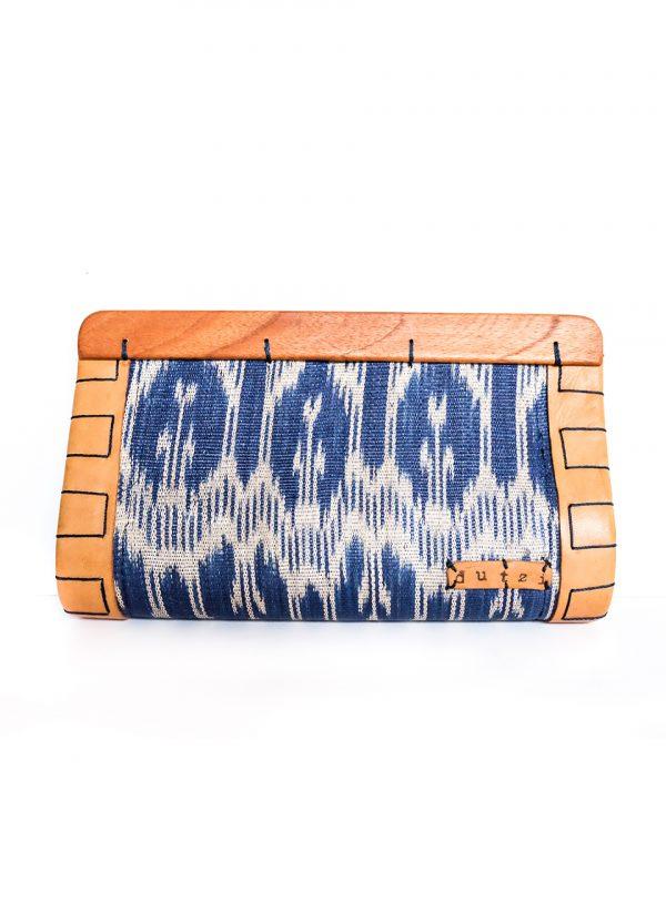 Dutzi x Filip+Inna, Pippin Small Bag in Blue-1