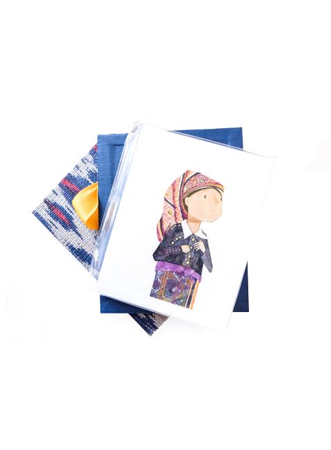 Isabel Roxas x Filip+Inna Notecards