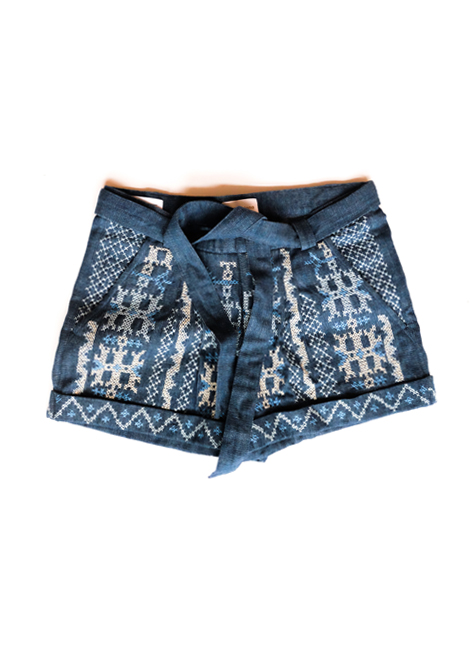 Tuya Shorts Navy