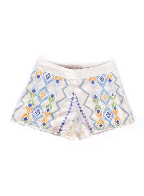Ylang Ylang Shorts Beige